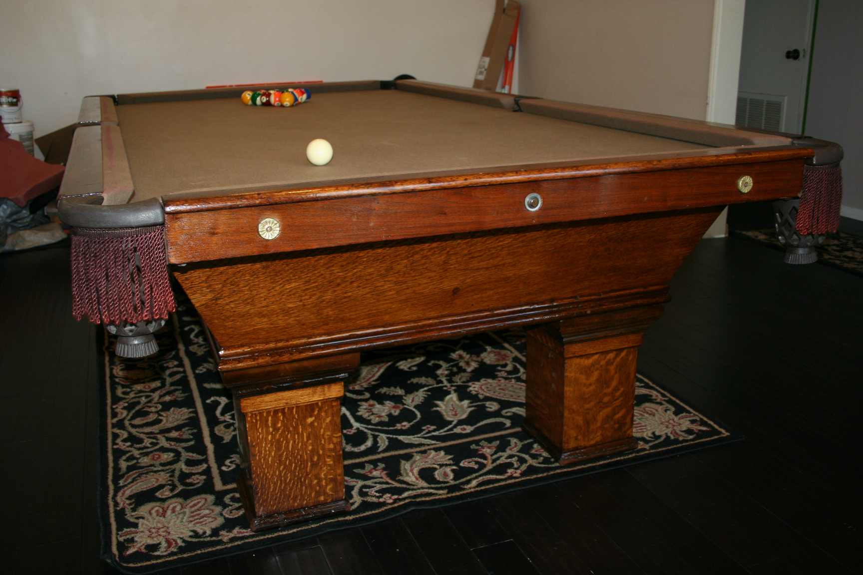 Incroyable Tristan873 · Pool Tables ...